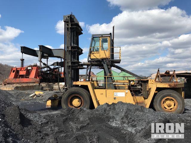 Cat V 1100 Rough Terrain Forklift in Braddock, Pennsylvania