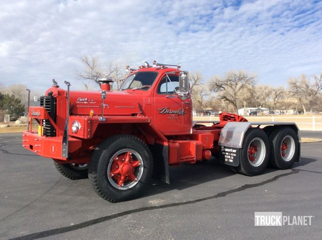 1964 Mack B81SX T/A Day Cab Truck Tractor in Farmington, New
