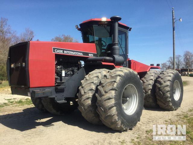 1993 Case IH 9270 Articulated Tractor in Chesapeake, Virginia