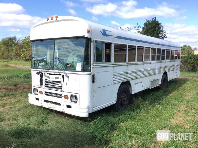 Surplus 1994 BlueBird TC2000 Bus in Havre De Grace, Maryland, United