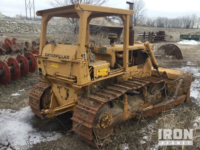 Cat D6C Crawler Dozer in Randolph, Missouri, United States