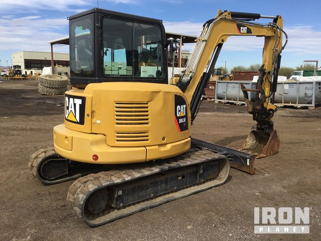 2014 Cat 305 5E CR Mini Excavator in Eloy, Arizona, United States