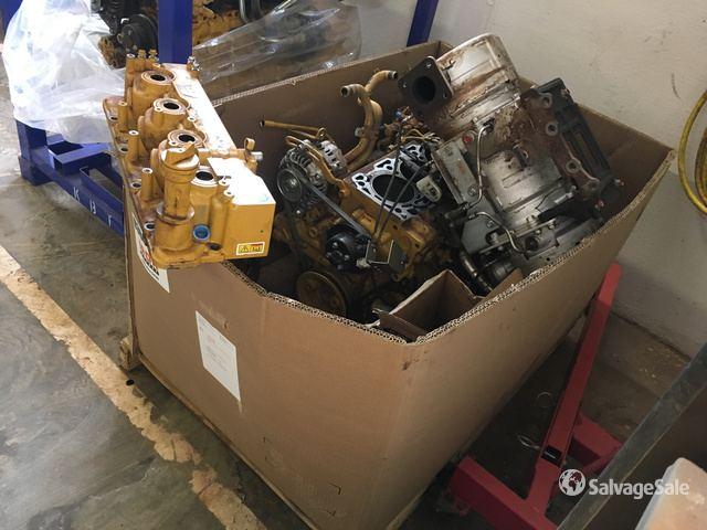 2017 (unverified) Cat C3 3B Engine in Oklahoma City, Oklahoma