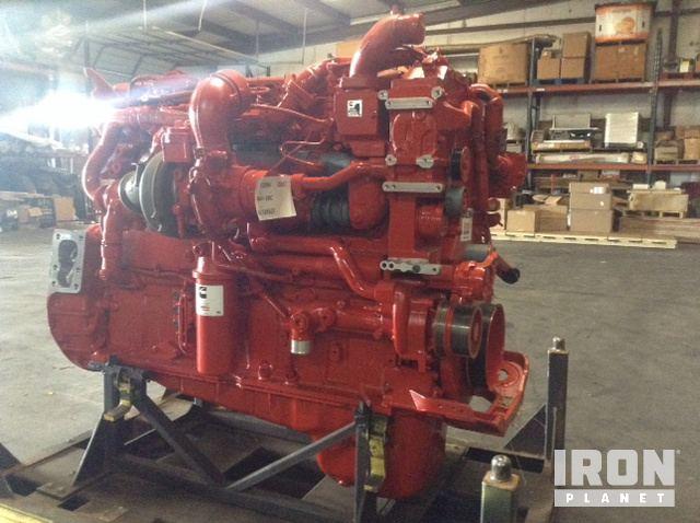 Cummins X15 500ST Engine in Laredo, Texas, United States