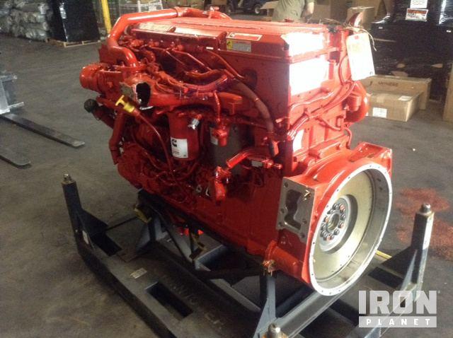 Cummins X15 450SA Engine in Laredo, Texas, United States