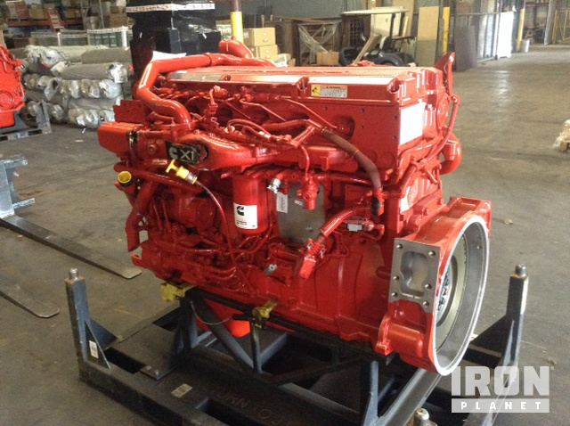 Cummins X15 525 Engine in Laredo, Texas, United States