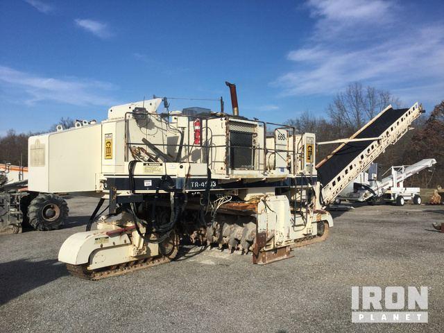 CMI TR-4503 Trimmer in Mount Carmel, Illinois, United States