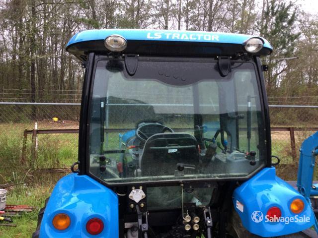 2015 LS XR4046 4WD Farm Tractor in Hammond, Louisiana, United States