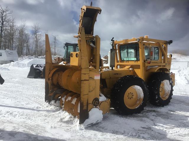 Vohl DV904-400R Snow Blower