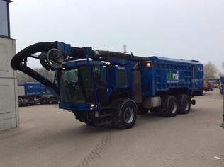 Vacuum Excavator Trucks