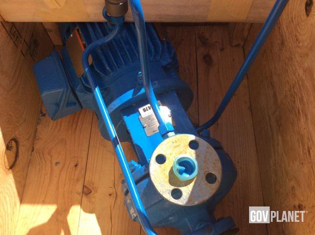 Surplus Ingersoll-Dresser 1 5X1XS D1021 Water Pump in Whitehall
