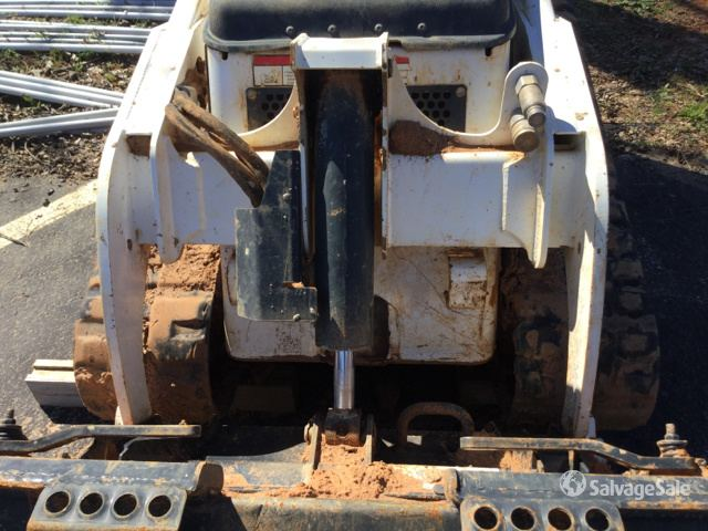 2017 Bobcat MT85 Compact Track Loader in Simpsonville, South