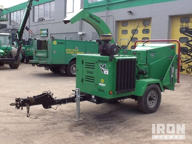 Chipping & Mulching Equipment For Sale   IronPlanet