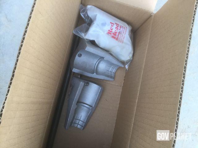 Surplus Hydro-Test 560-800 SC-5 Carbon Dioxide Fire Extinguisher