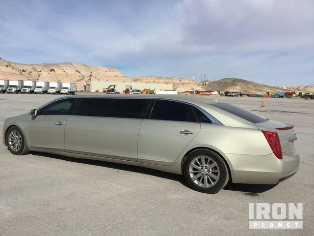 2014 cadillac xts limousine in las vegas, nevada, united