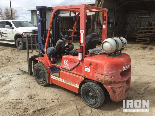 Kalmar P60BXHPS Pneumatic Tire Forklift in Farmington, New