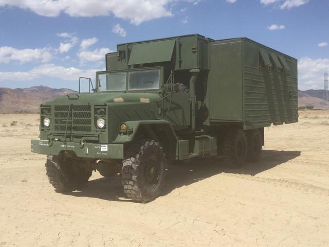 5 Ton Cargo Trucks For Sale Govplanet