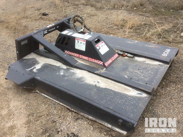 Bradco 17880 Skid-Steer Mower in Havre, Montana, United