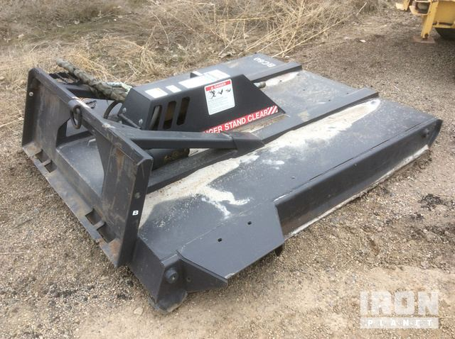 Bradco 17880 Skid-Steer Mower in Havre, Montana, United