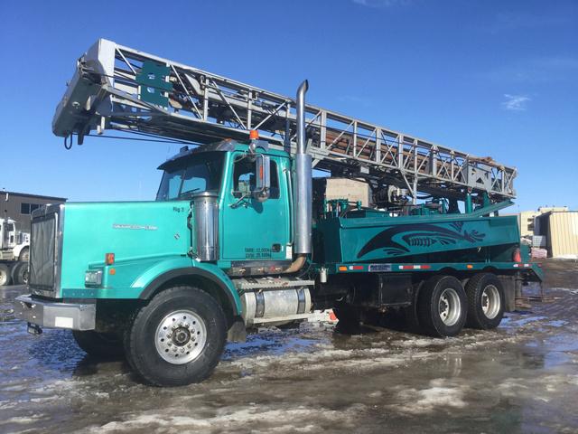Drill Trucks For Sale   IronPlanet