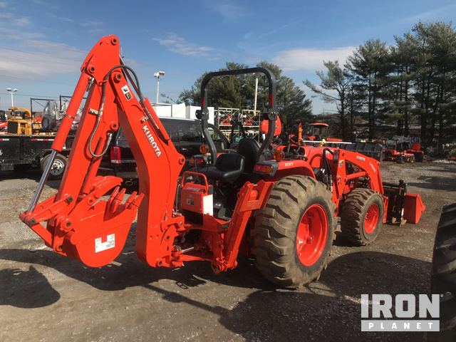 2018 Kubota MX5800D 4WD Tractor in Westminster, Maryland
