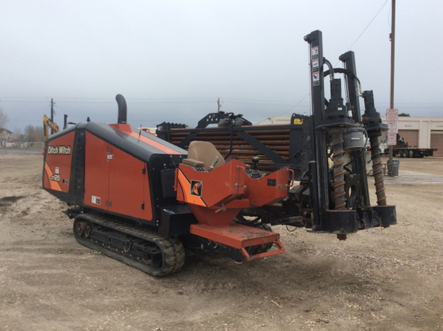 2013 Ditch Witch JT25 Directional Drill