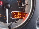 Hours/Odometer Reading