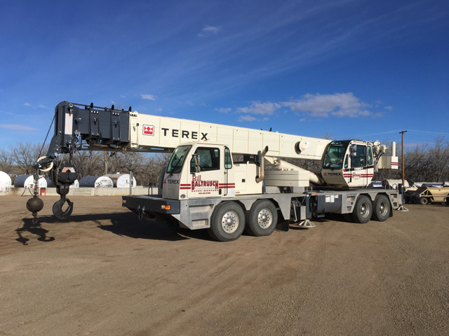 Terex Cranes For Sale | IronPlanet