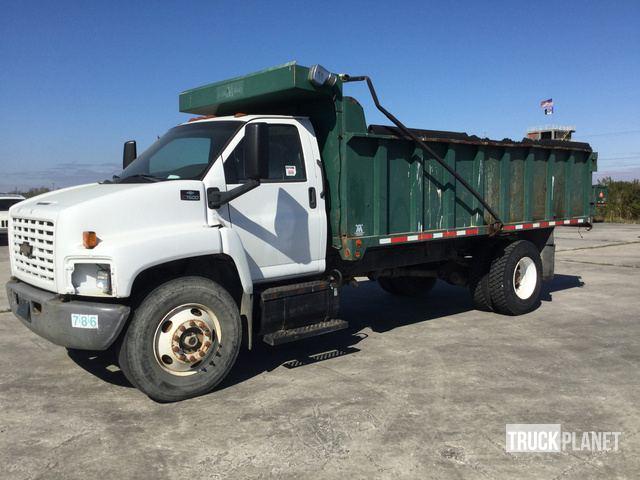 2008 Chevrolet C7500 S/A Dump Truck in North Charleston
