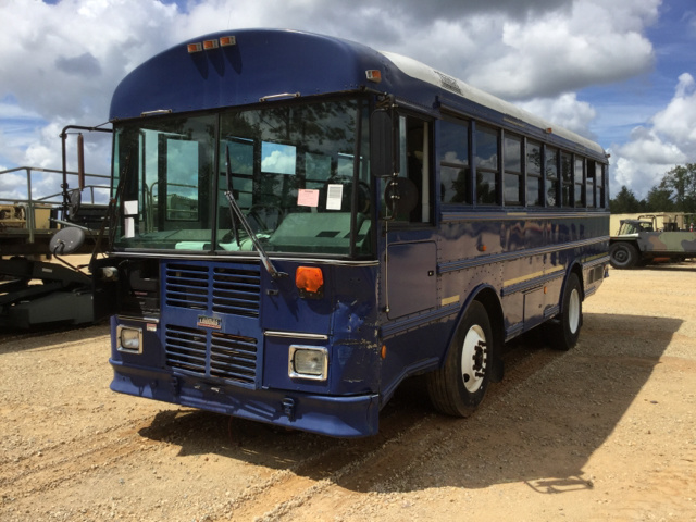 School Bus Auction Texas