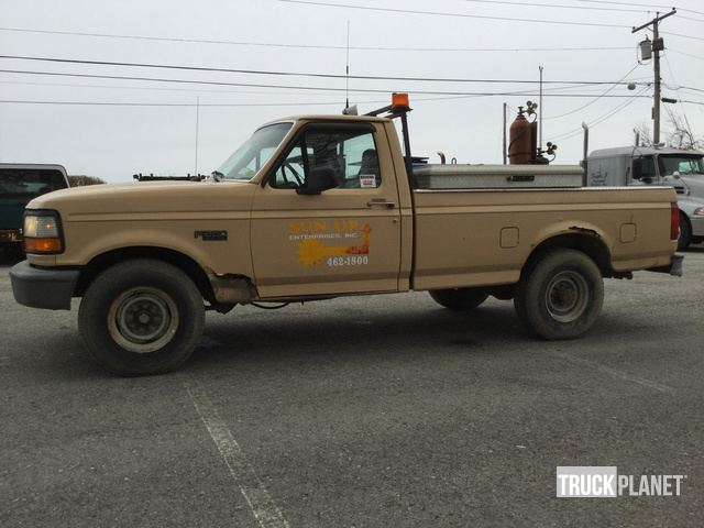 1997 Ford F 250 Xl Pickup In Wappingers Falls New York
