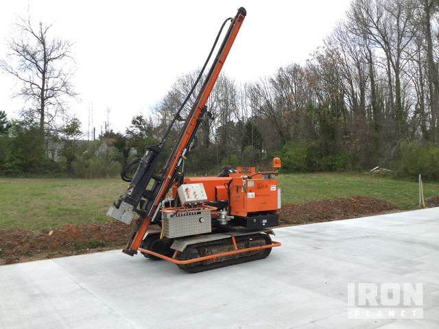 2011 Gayk HRE 3000W Pile Hammer in Lowell, North Carolina