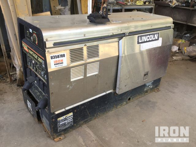 Lincoln Electric Vantage 300 Engine Driven Welder in Picayune