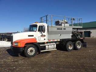 Landscaping Trucks
