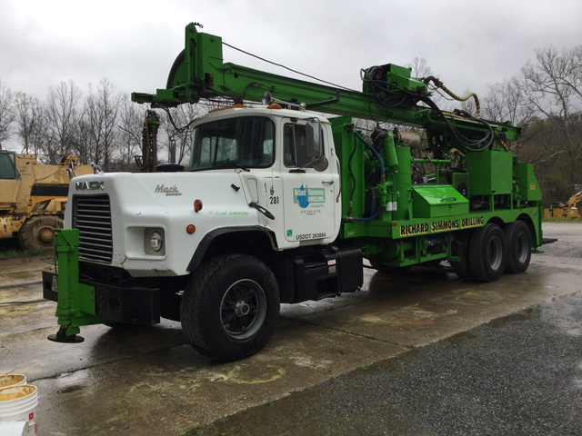 Drill Trucks For Sale | IronPlanet