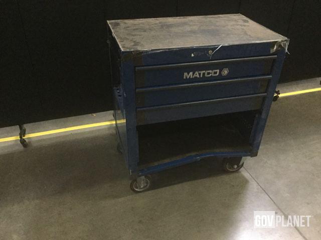 Surplus MATCO Tool Box in North Las Vegas, Nevada, United