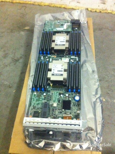 Lot of (4) Cisco UCS B200 M5 Blade Servers in Denver