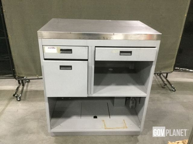 Genial Surplus (2) Lyons Store Fixtures R240 Storage Cabinets In Chambersburg,  Pennsylvania, United States (GovPlanet Item #2129177)