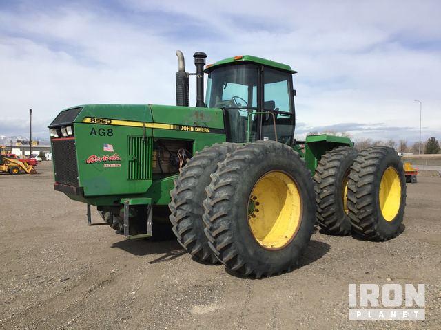John Deere 8960 Articulated Tractor in Arvada, Colorado, United