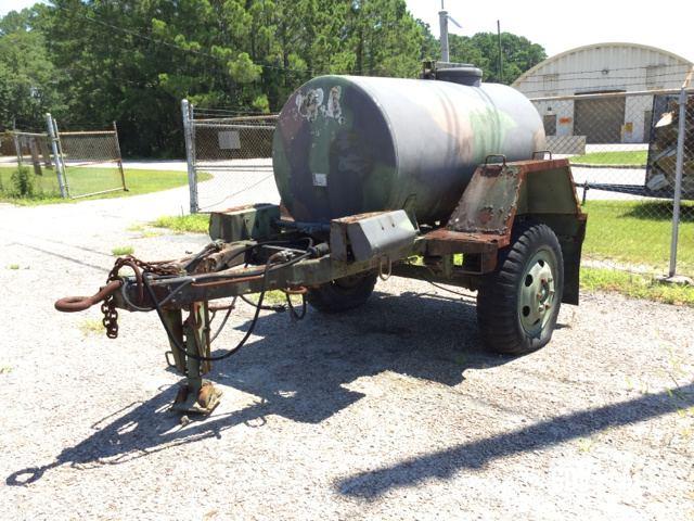 Surplus 1969 Stevens M149 Water Tank Trailer in Beaufort
