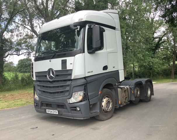 Truck Tractors For Sale | GovPlanet