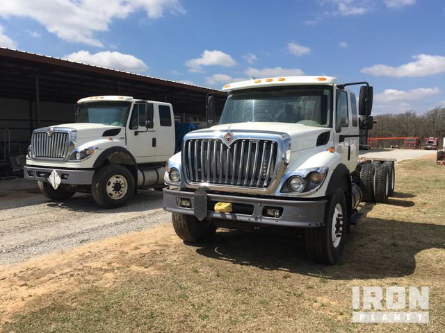 2009 International 7400 Cab & Chassis