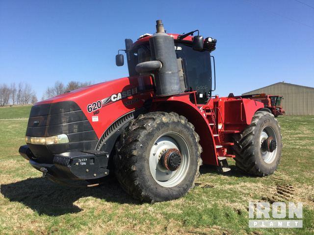 2014 Case IH Steiger 620S HD Scraper Tractor in Morganfield