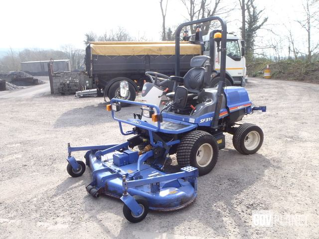 2011 Iseki SF310FH Mower Tractor in Ingleton, North Yorkshire