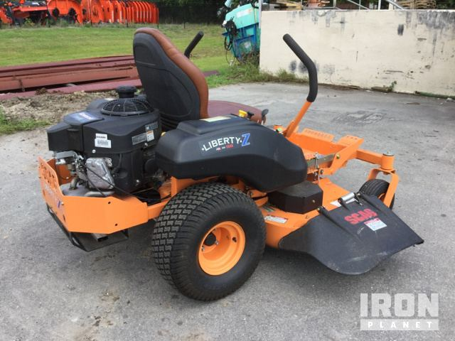 Scag SZL52-21FR Liberty Z Mower in Fort Pierce, Florida, United