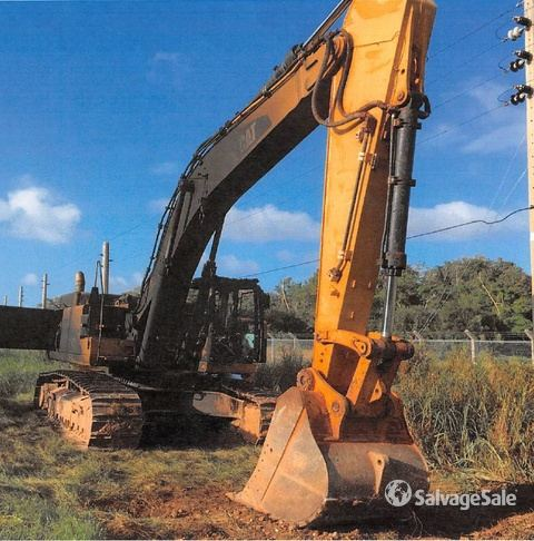 2007 Cat 345CL Track Excavator in Barrigada, Guam, United States