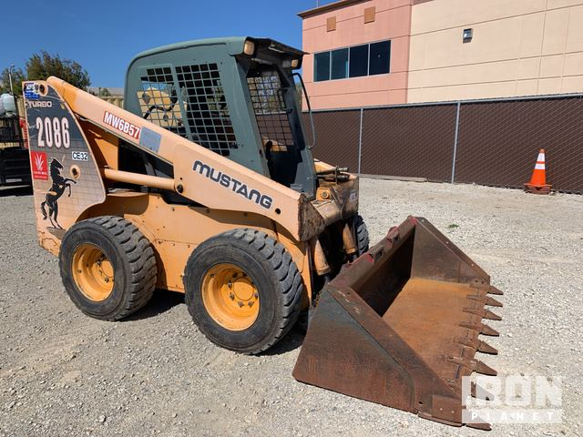 Mustang 2068 Skid-Steer Loader in Livermore, California
