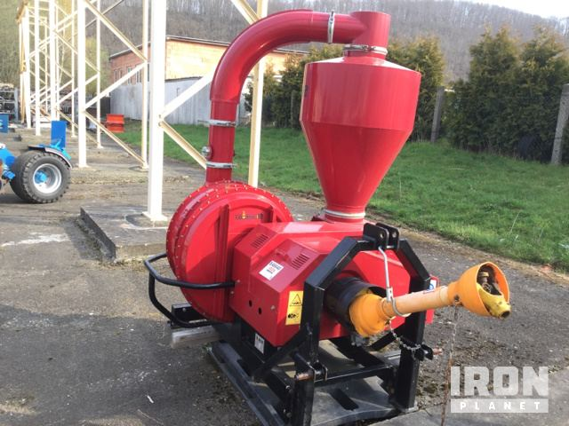 2005 Trimo S5000 Grain Vac in Gera, Thuringia, Germany