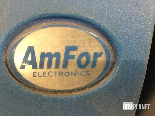 Surplus AmFor 897 BE Alternator & Starter Bench Tester in