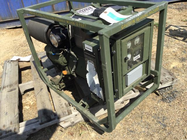 Generator Sets Government Surplus For Sale | IronPlanet